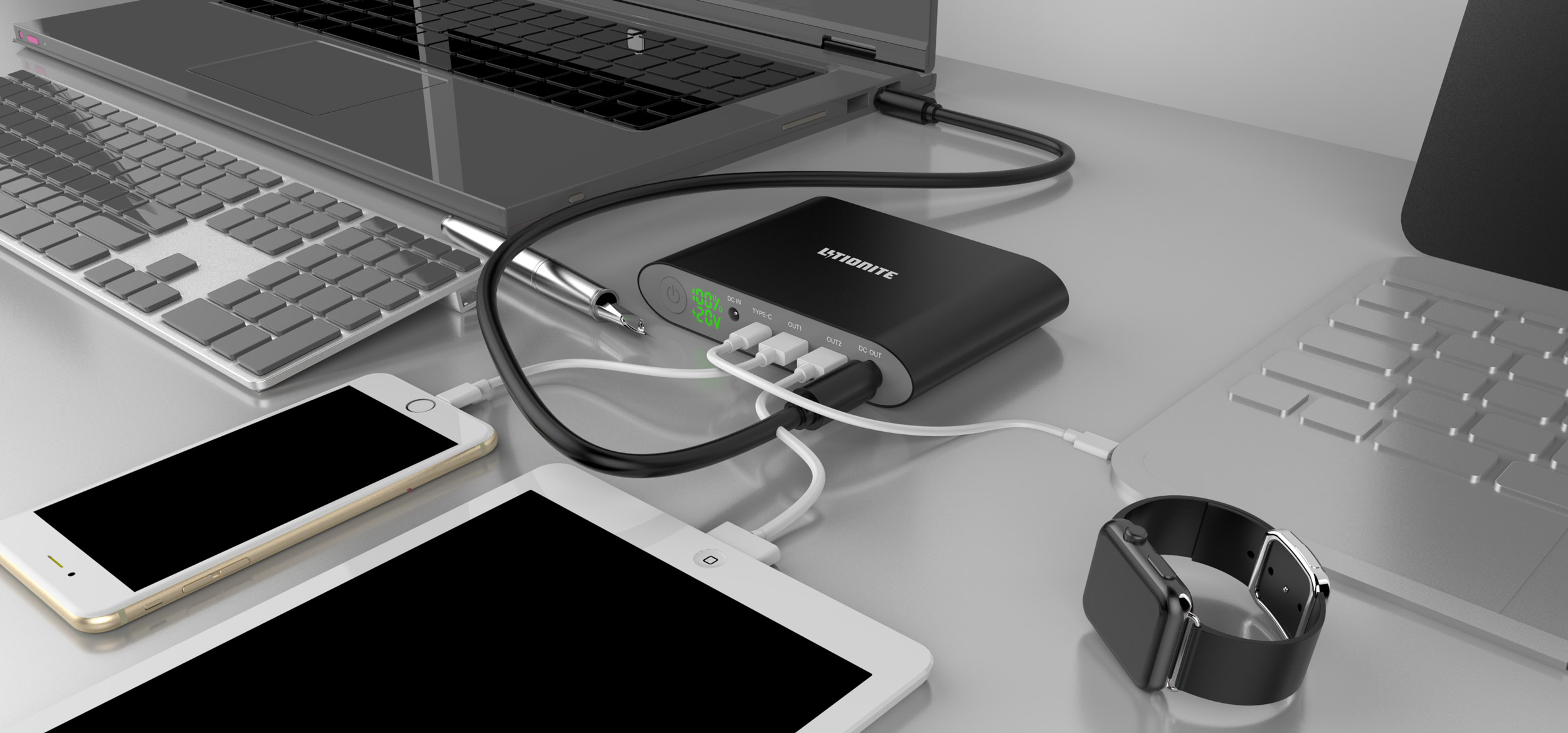 litionite power bank
